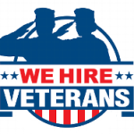 We Hire Veterans